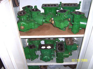 Many Makes of JD Carburetors